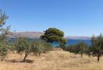 Земельный участок на берегу моря в Греции.