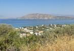 Земельный участок на берегу моря. Греция.