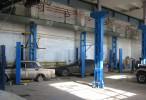 Аренда автосервиса с оборудованием на Заводском шоссе.