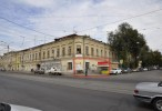 Продажа коммерческой недвижимости в историческом центре Самары.