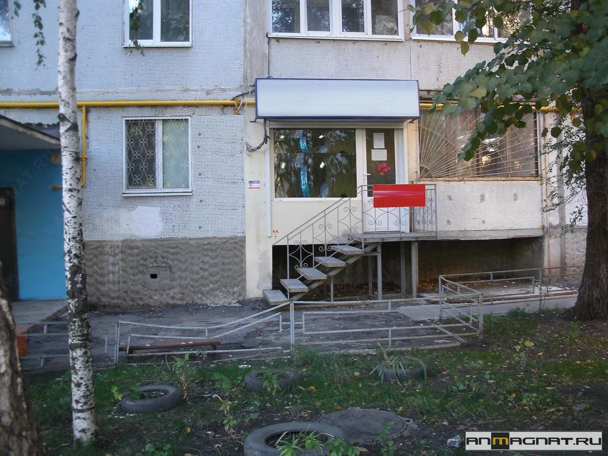 Отдельный вход в квартиру (жилое помещение) без перевода в нежилое