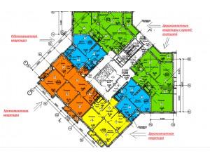 Жилой комплекс «Изумрудный» - Новые квартиры