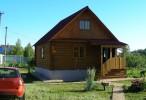 Продается дача в поселке Подлесном Волжского района Самарской области.