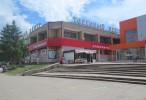 Торговый центр в Новокуйбышевске.