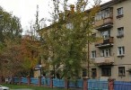 Двухкомнатная квартира в Ярославле.