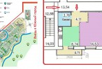 Продажа квартир в ЖК Южный город, квартал 18, дом 18,1.