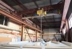 Аренда производственного помещения с кран-балкой.